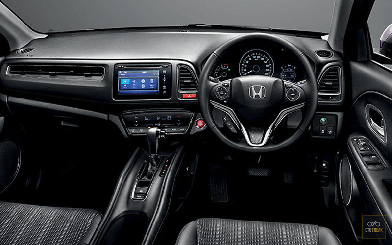 honda hrv vs honda jazz indonesia review 2018. Black Bedroom Furniture Sets. Home Design Ideas