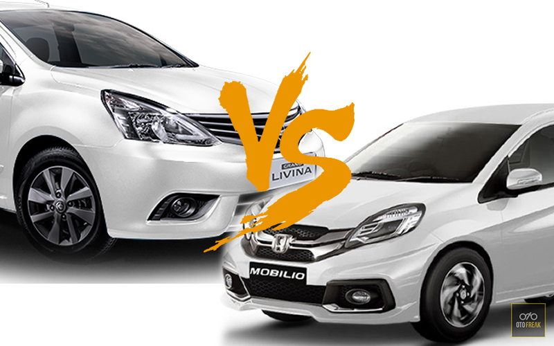 Honda Mobilio Vs Nissan Grand Livina Indonesia Review 2018